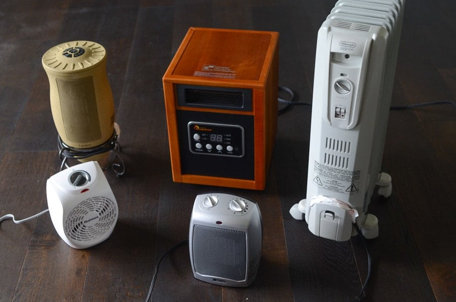 BEST SPACE HEATERS FOR LARGE ROOMS