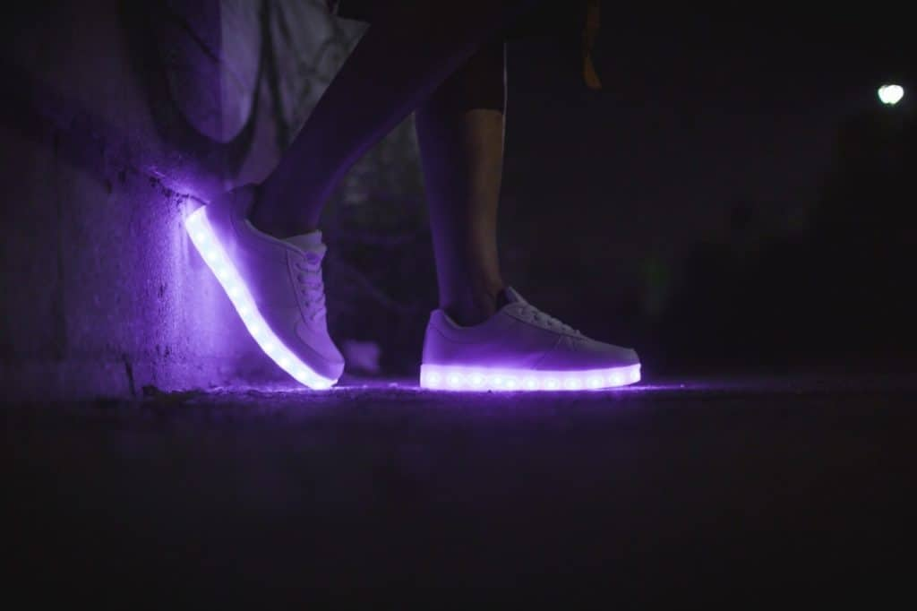 LED-Lighted-Sneakers