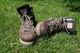best grass cutting shoe