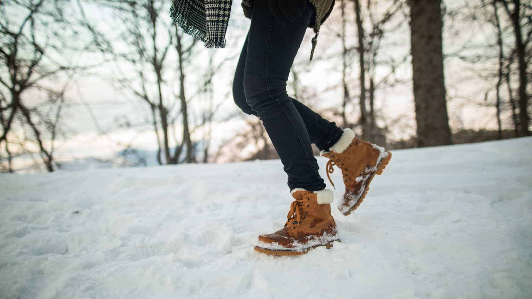 are timberland's good for snow (2)